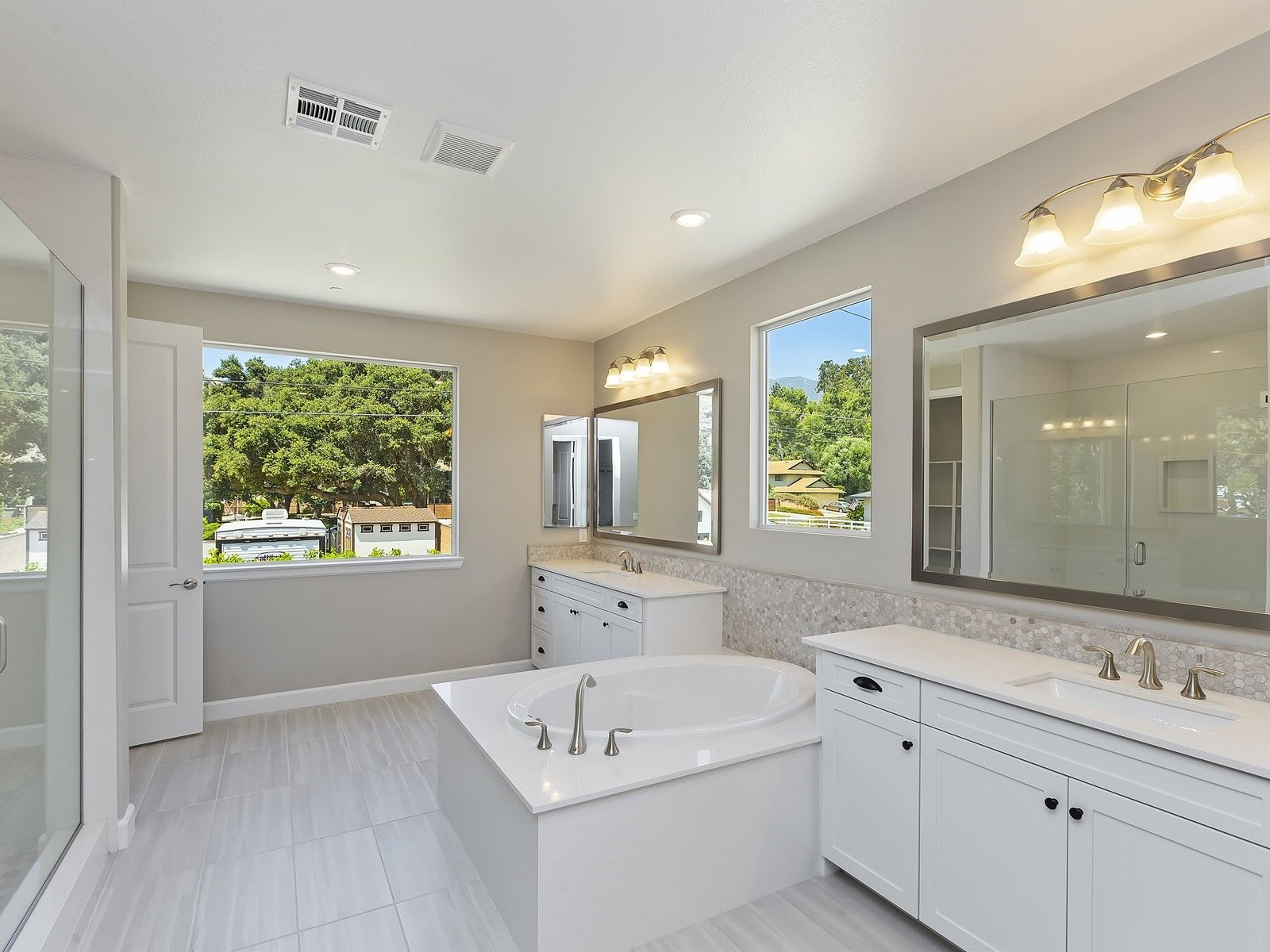 Bathroom featured in the Residence 1 By Meritage Homes in Los Angeles, CA