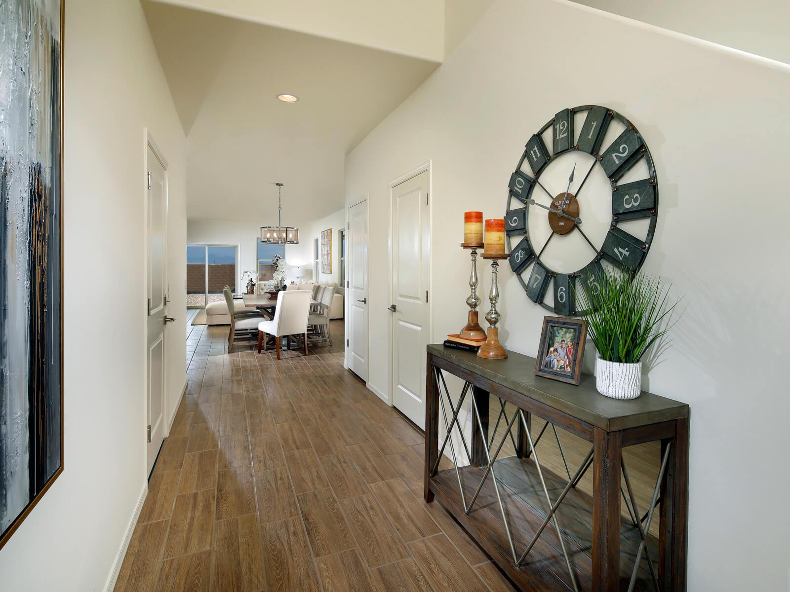 Living Area featured in the Rillito By Meritage Homes in Tucson, AZ