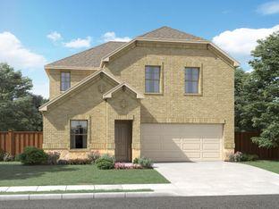 The Winedale - Kings Ridge: Denton, Texas - Meritage Homes