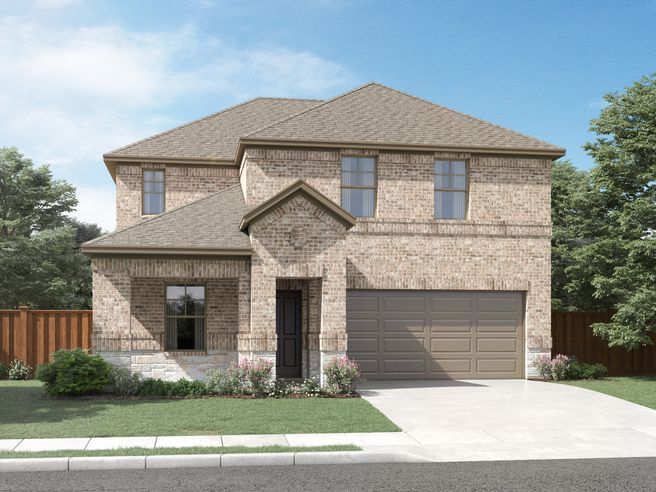 5584 Cypress Willow Bend (The Winedale)