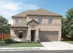 The Winedale - Brookside: Princeton, Texas - Meritage Homes