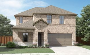 Ventana by Meritage Homes in Fort Worth Texas