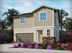 Residence 2 - Alicante: Oakley, California - Meritage Homes