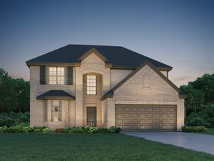 The Triton (4K91) - Alexander Estates: Tomball, Texas - Meritage Homes