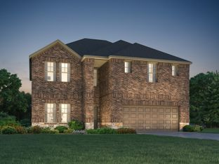 The Kendall (C485) - Pine Lake Cove - Classic: Montgomery, Texas - Meritage Homes