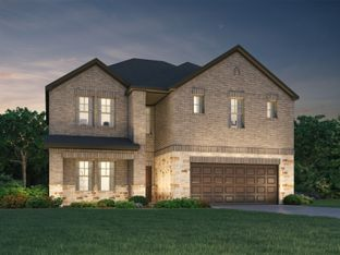 The Kendall (C485) - Stillwater: Conroe, Texas - Meritage Homes