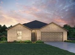 The Preston (C403) - Pine Lake Cove - Classic: Montgomery, Texas - Meritage Homes