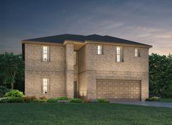 The Kendall (L485) - Mandola Farms: Richmond, Texas - Meritage Homes
