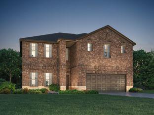 The Kendall (L485) - Dry Creek Village: Missouri City, Texas - Meritage Homes