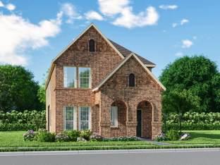 The Harrow - Ranch Park Village - Cottage Series: Sachse, Texas - Meritage Homes