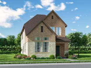 The Sutton - Northaven - Springs Series: Rowlett, Texas - Meritage Homes