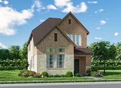 The Sutton - Ranch Park Village - Cottage Series: Sachse, Texas - Meritage Homes