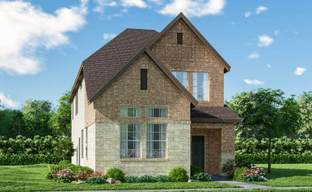Northaven - Springs Series by Meritage Homes in Dallas Texas