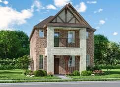 The Durham - Northaven - Springs Series: Rowlett, Texas - Meritage Homes