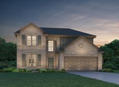 The Triton (4K91) - Montgomery Oaks - Estate: Conroe, Texas - Meritage Homes