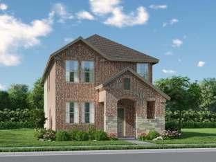 The Kent - Ranch Park Village - Cottage Series: Sachse, Texas - Meritage Homes