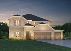 The Legacy (C453) - Reserve of Champion Estates: Mont Belvieu, Texas - Meritage Homes