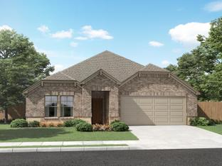 The Henderson (C404) - Trails at Westpointe - Classic Series: San Antonio, Texas - Meritage Homes