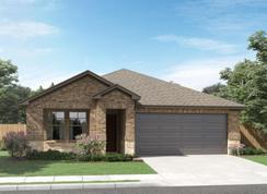 The Hughes (841) - Trails at Westpointe - Premier Series: San Antonio, Texas - Meritage Homes