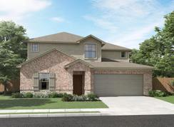 The Pearl (C452) - Trails at Westpointe - Classic Series: San Antonio, Texas - Meritage Homes