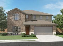 The Legacy (C453) - Trails at Westpointe - Classic Series: San Antonio, Texas - Meritage Homes