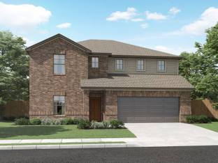 The Kessler (C454) - Trails at Westpointe - Classic Series: San Antonio, Texas - Meritage Homes