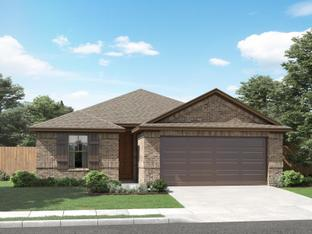 The Callaghan (830) - Orchard Park: Schertz, Texas - Meritage Homes