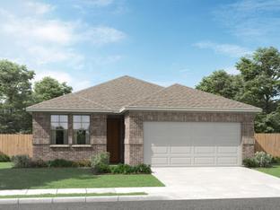 The Hughes (841) - Orchard Park: Schertz, Texas - Meritage Homes