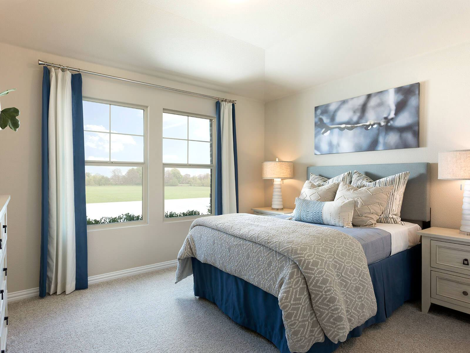 Bedroom featured in The Greenville By Meritage Homes in Fort Worth, TX