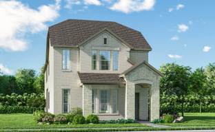 Ranch Park Village - Cottage Series by Meritage Homes in Dallas Texas