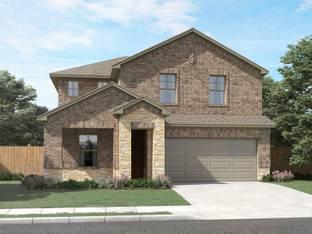 The Winedale (880) - Orchard Park: Schertz, Texas - Meritage Homes