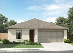 The Briscoe (820) - Orchard Park: Schertz, Texas - Meritage Homes