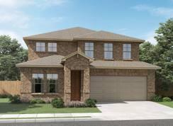 The Reynolds (890) - Orchard Park: Schertz, Texas - Meritage Homes