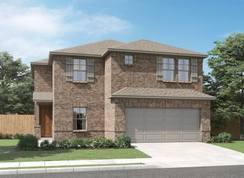 The Channing (850) - Orchard Park: Schertz, Texas - Meritage Homes