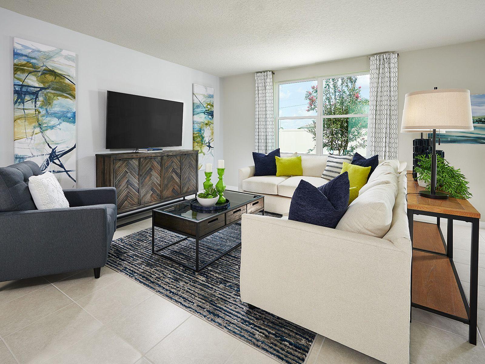 'Lucerne Park Reserve' by Meritage Homes: Orlando, FL in Lakeland-Winter Haven