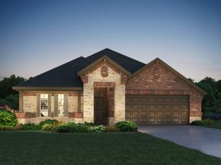 The Greenville - Woodcreek: Fate, Texas - Meritage Homes