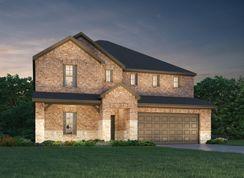The Kessler - Lavon Farms: Lavon, Texas - Meritage Homes