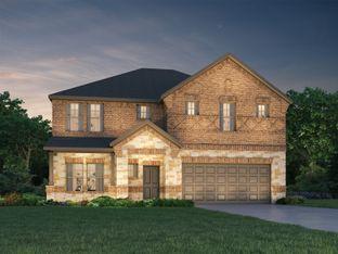 The McKinnon - Frost Farm: Royse City, Texas - Meritage Homes