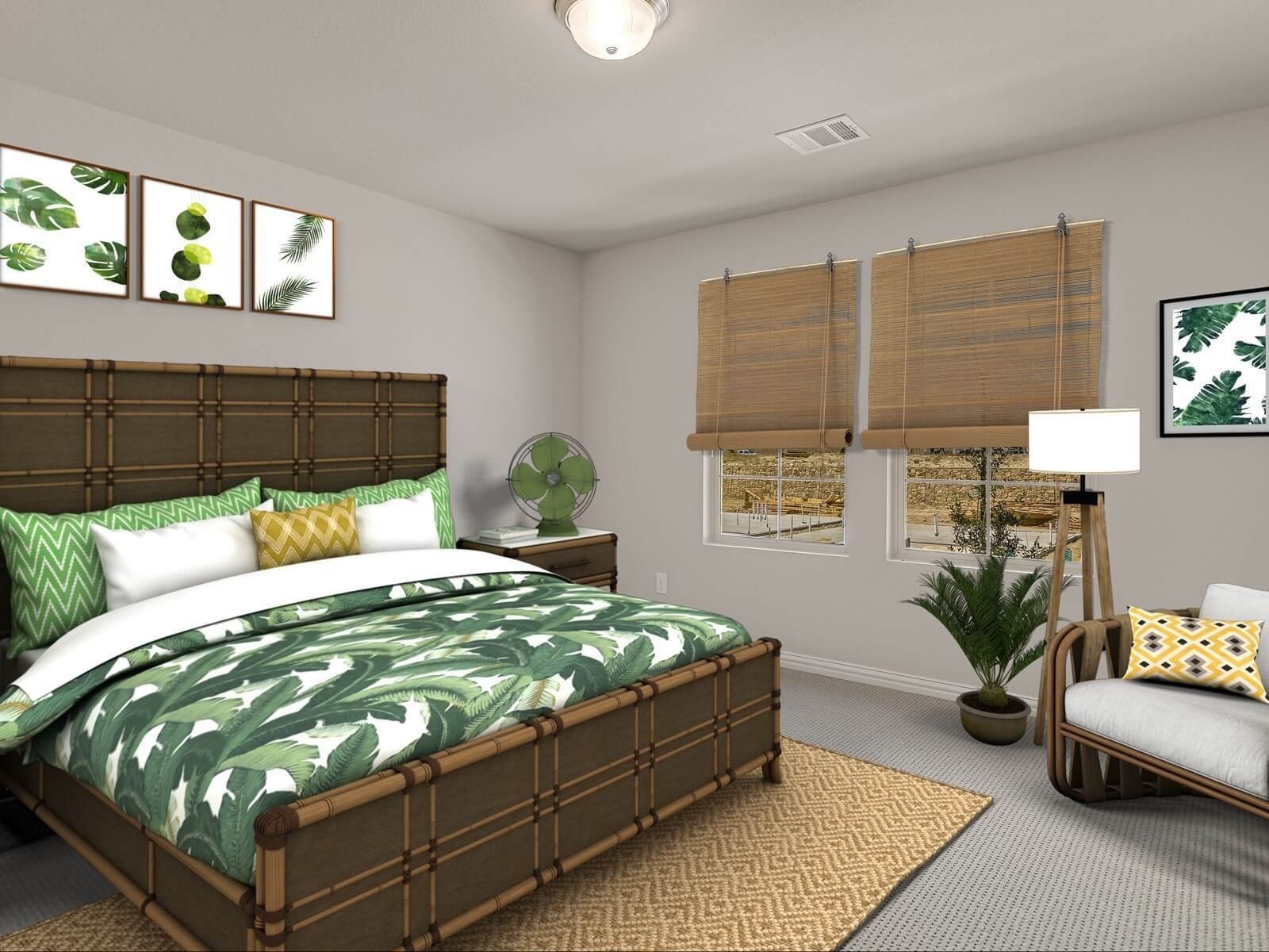 Bedroom featured in The Kessler By Meritage Homes in Fort Worth, TX