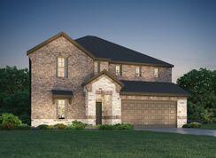 The Kessler - Brookside: Princeton, Texas - Meritage Homes