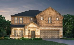 Berkshire - Woodland Series by Meritage Homes in Fort Worth Texas