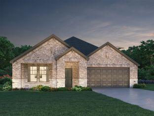 The Fitzhugh - Woodcreek: Fate, Texas - Meritage Homes