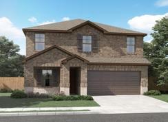 The McCoy (860) - Orchard Park: Schertz, Texas - Meritage Homes