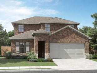 The Matador (870) - Orchard Park: Schertz, Texas - Meritage Homes