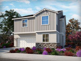 Residence 4 - Alicante: Oakley, California - Meritage Homes