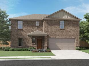 The McKinnon (C451) - Trails at Westpointe - Classic Series: San Antonio, Texas - Meritage Homes