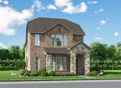 The Camden - Ranch Park Village - Cottage Series: Sachse, Texas - Meritage Homes