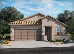 Mercury - The Preserve at Province: Maricopa, Arizona - Meritage Homes