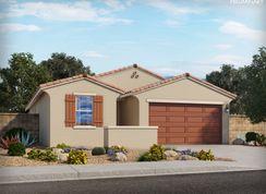 Leslie - Ellison Trails: Phoenix, Arizona - Meritage Homes