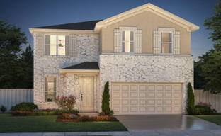 Big Sky Ranch - Texana Collection by Meritage Homes in Austin Texas